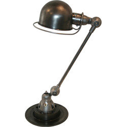 Jielde industrial stand lamp with 1 arm, Jean-Louis DOMECQ - 1950s
