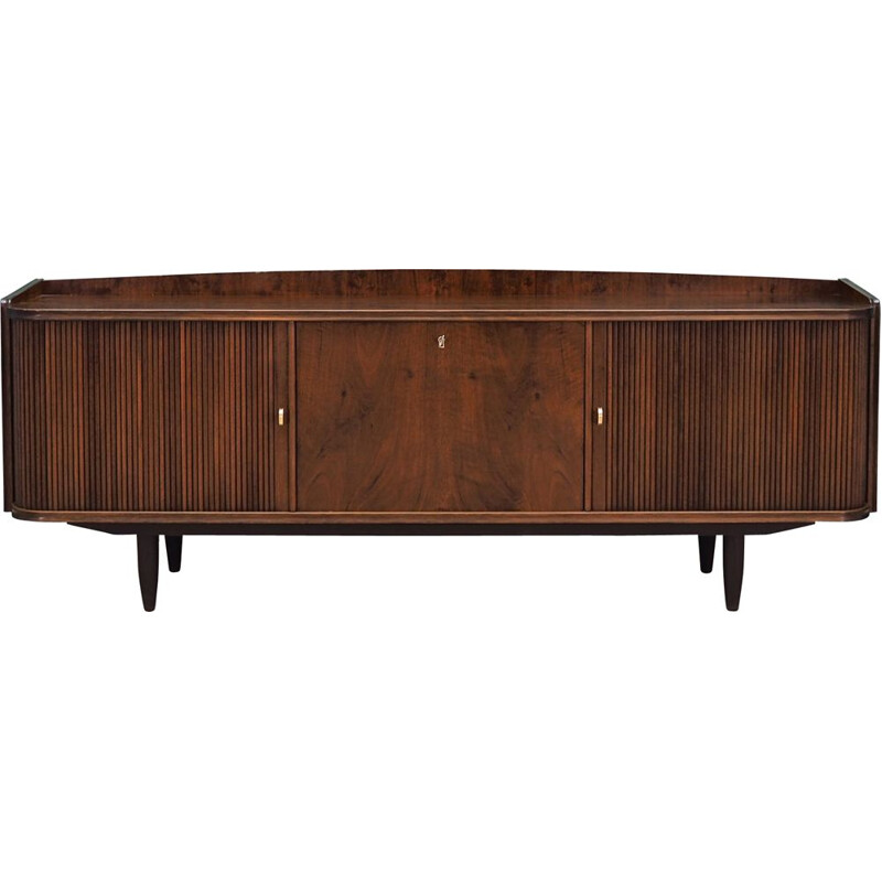 Walnut sideboard Vintage 1960 and 70