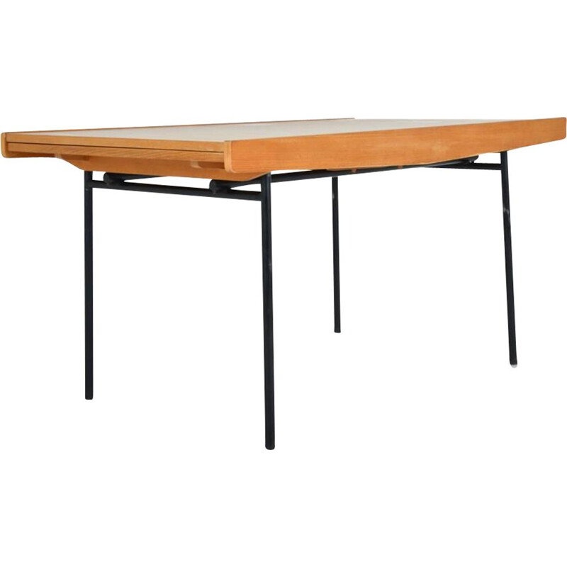 Vintage dining table by Pierre Guariche TV Furniture Edition