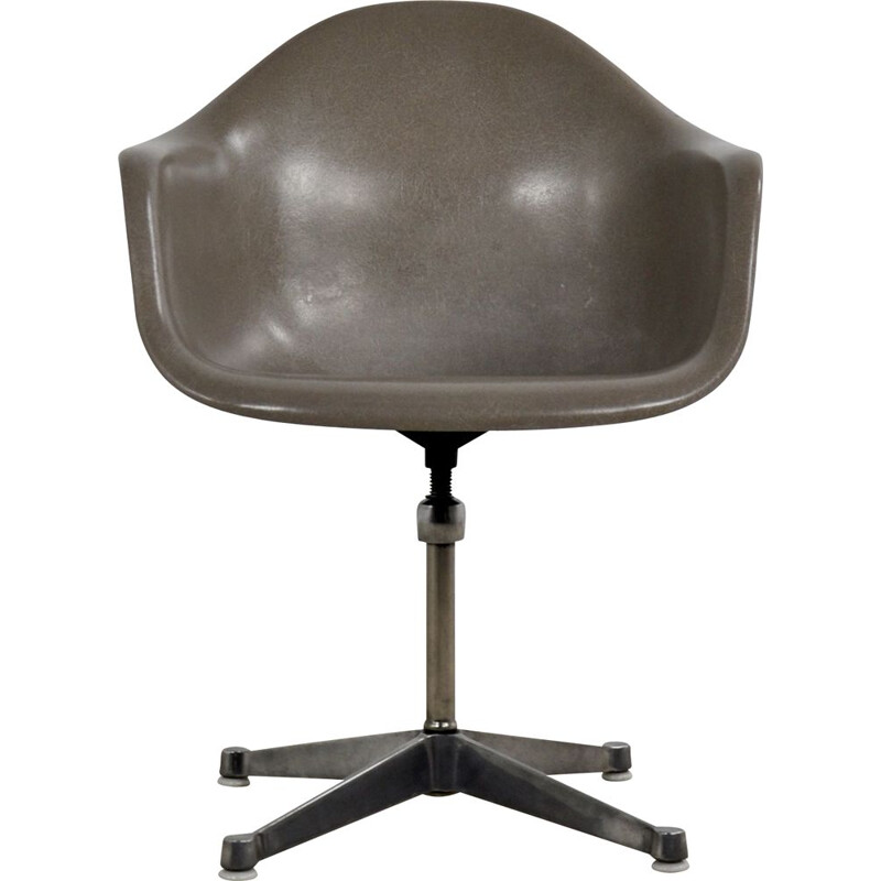 Vintage office armchair by Charles Eames for Herman Miller, 1970s