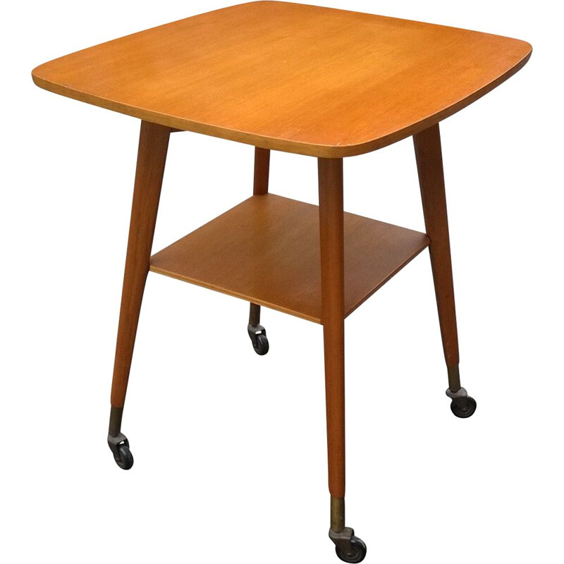 Swivel table top mounted 50's