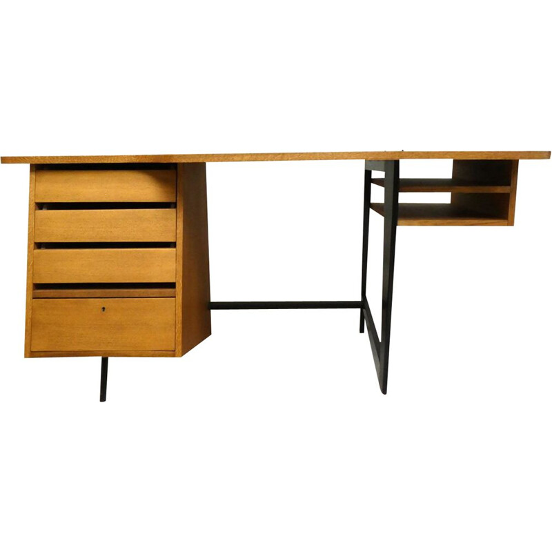 Desk Vintage by Claude Vassal 1955