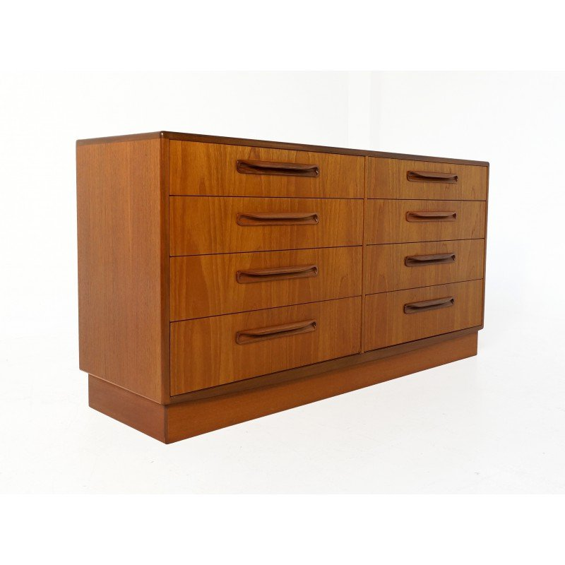 G Plan Double Chest Of Drawers Victor Wilkins 1960s Design Market