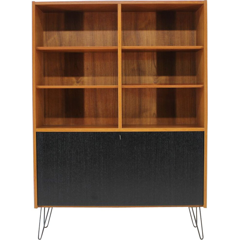 Upcycled Danish Teak Bookcase by Poul Hundevad 1960