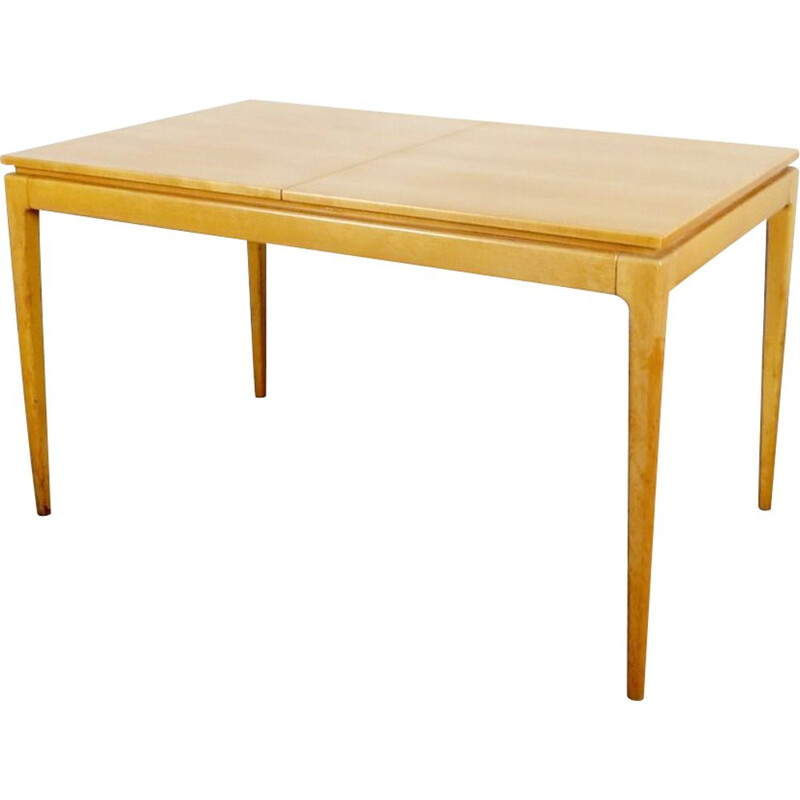 Dining table produced by Drevotvar Jablonne and Orlici in the Czechoslovakia 1970's