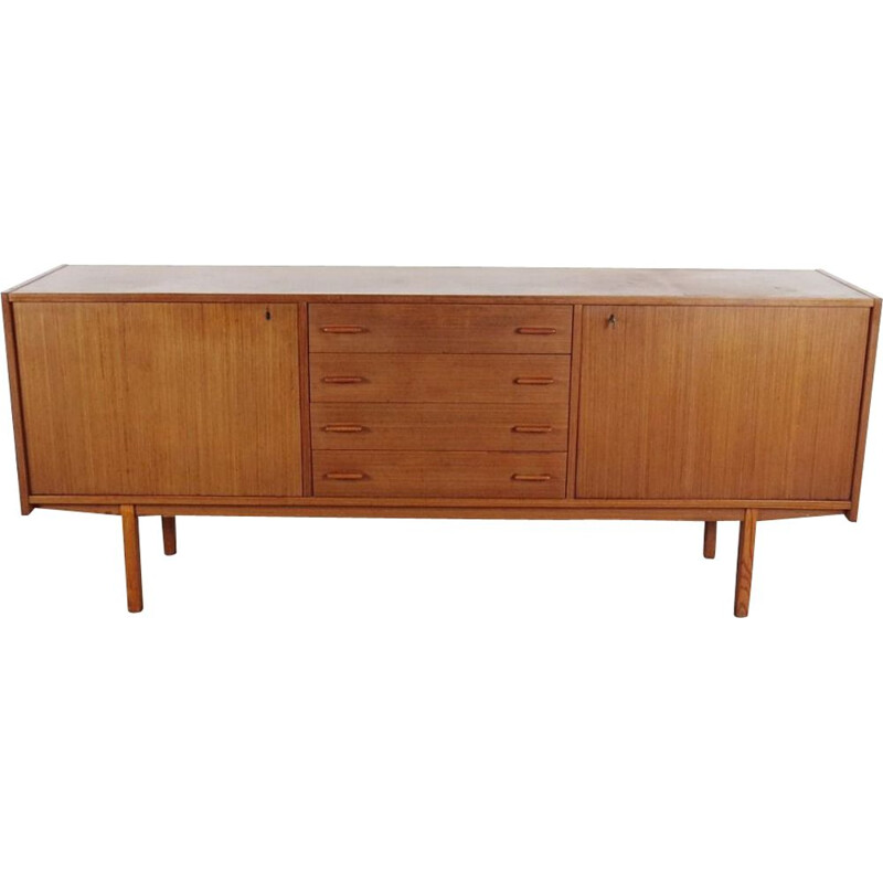 Sideboard produced by Interier Praha in the 1970s
