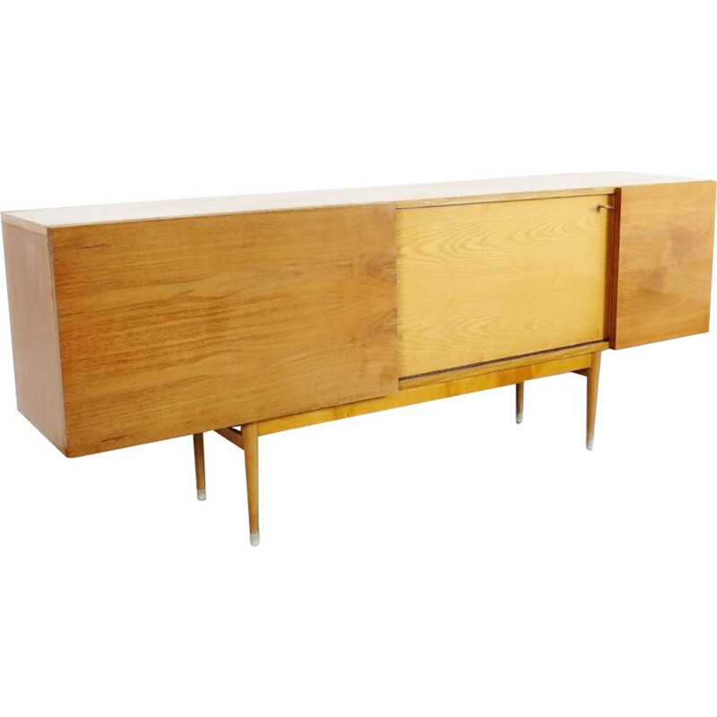 Chest of drawers produce in the Czechoslovakia 1960's