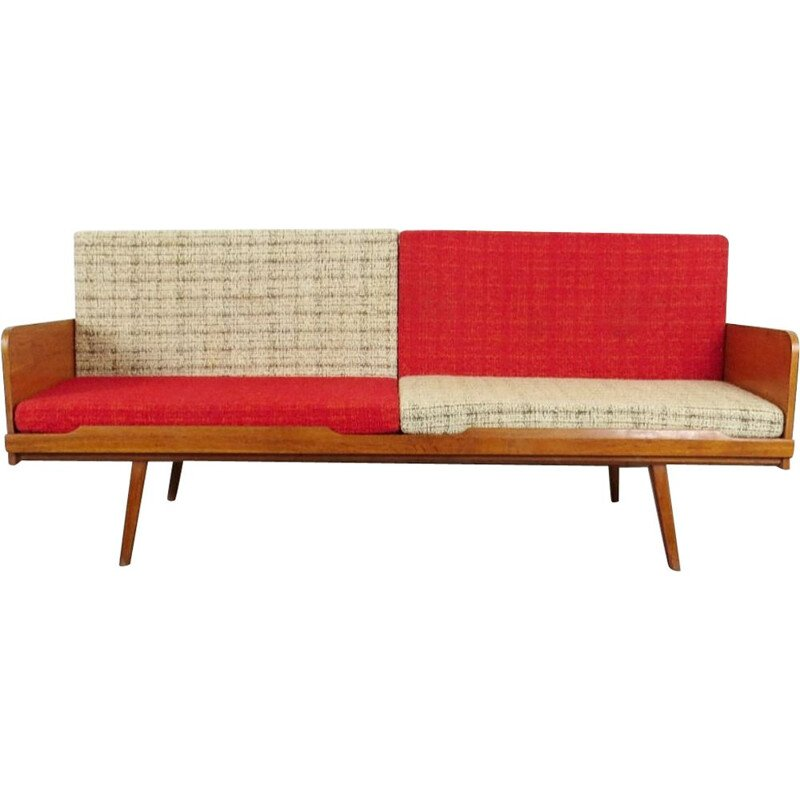 3 seater Sofa from Czechoslovakia 1960's