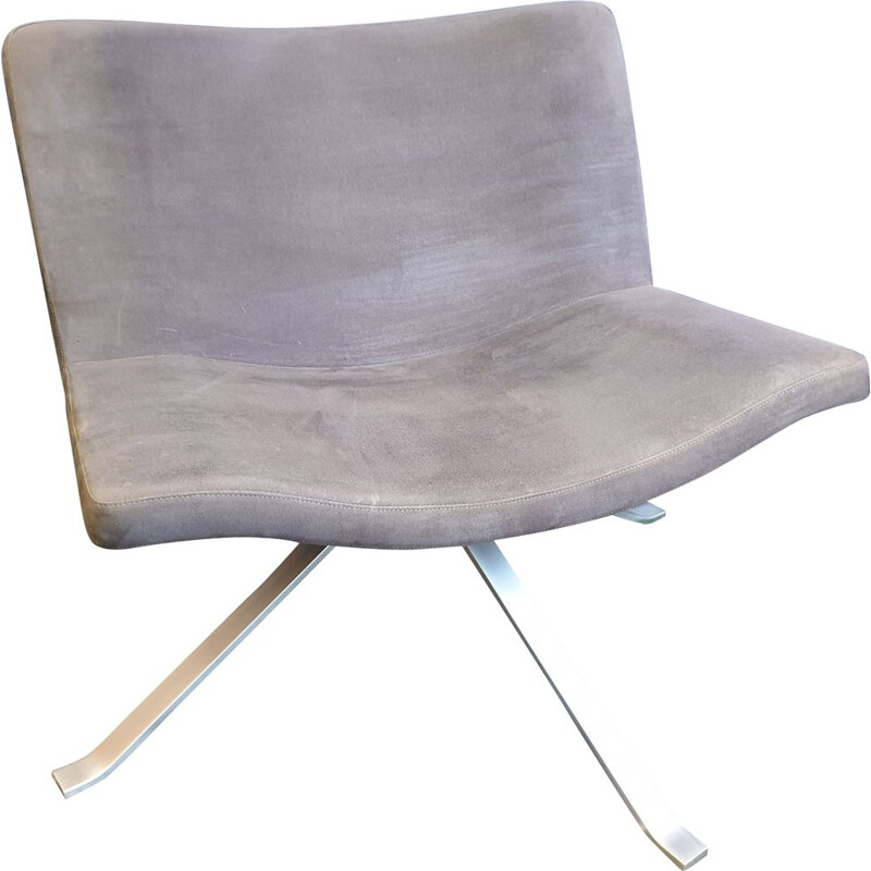 Wave chair, designed by Peter Maly for Tonon