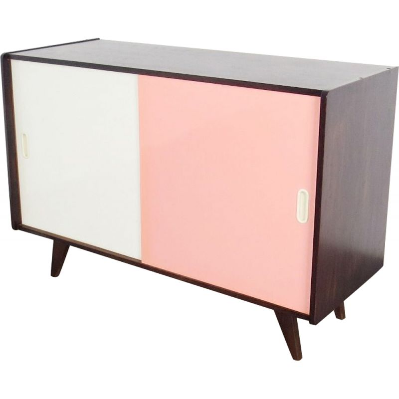 Chest of drawers produce by Jiri Jiroutek in the Czechoslovakia 1960's
