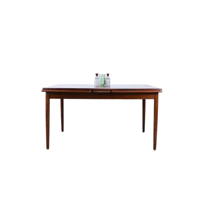 Vintage extensible dining table 1960