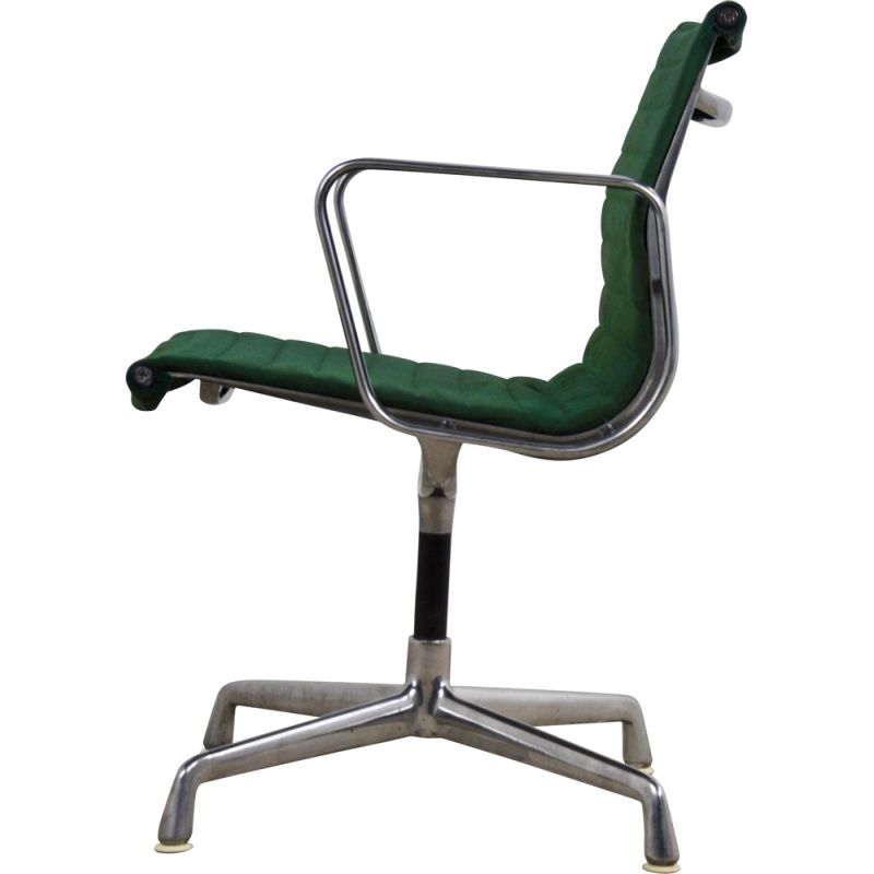 Green Office Armchair by Charles et Ray Eames for Herman Miller ICF, 1960s