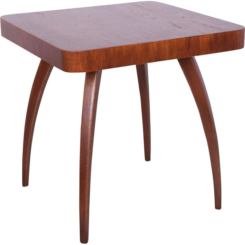 Vintage H259 Coffee Table by Jindřich Halabala for UP Závody, 1950s