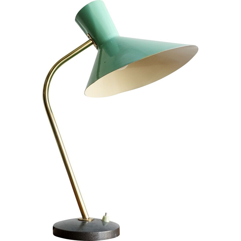 Diabolo Table Lamp, Mid-Century 1950