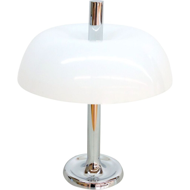 Vintage Table Lamp by Egon Hillebrand for Hillebrand Lighting