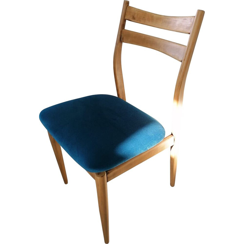 Vintage Scandinavian style table chair