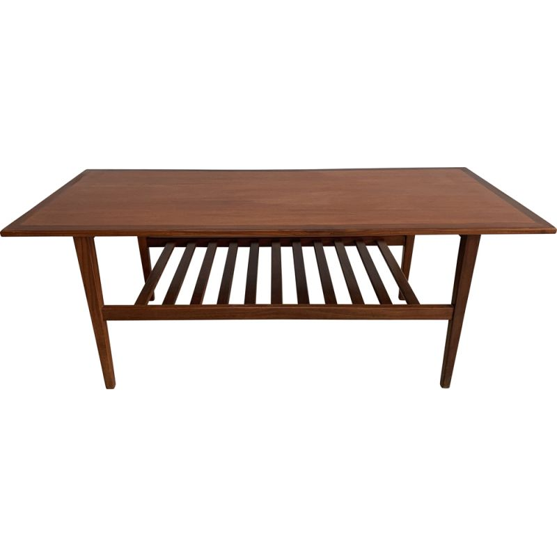 Vintage danish coffeetable made in England 1960