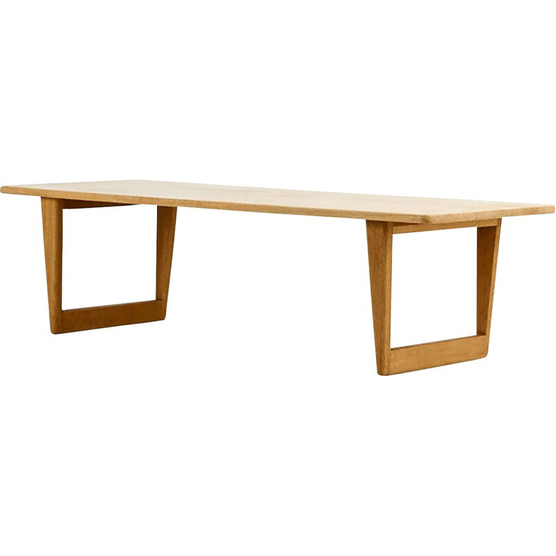 Vintage coffee table model 261, Borge Mogensen for Fredericia 1960