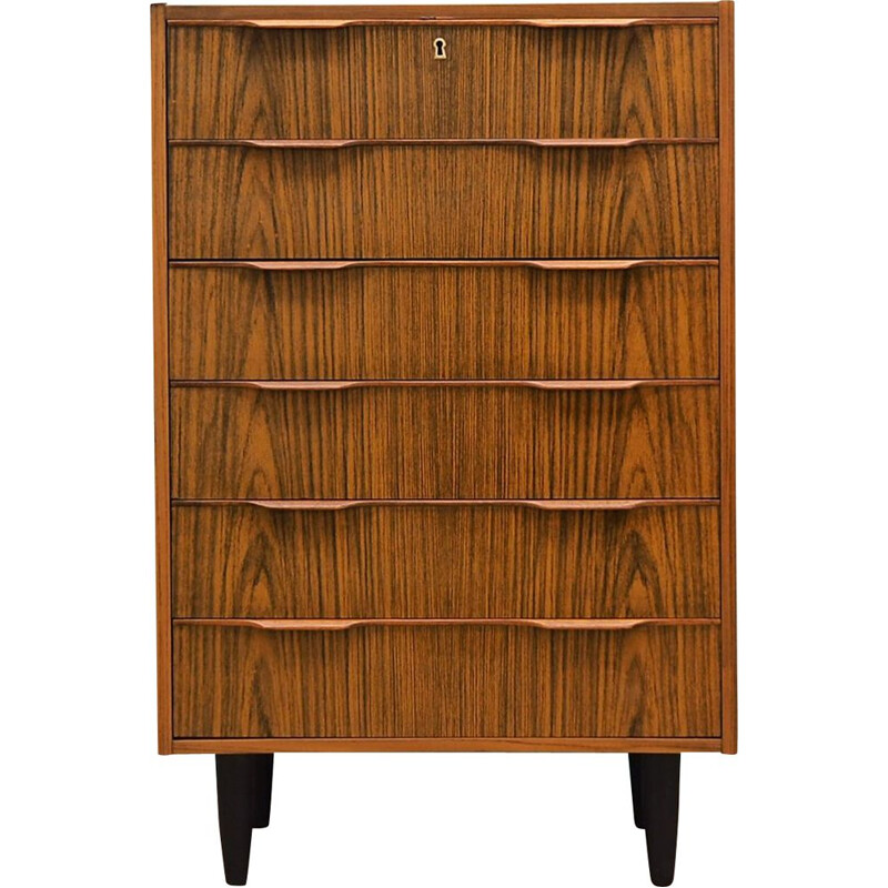 Retro chest of drawers vintage Scandinavian design 1960