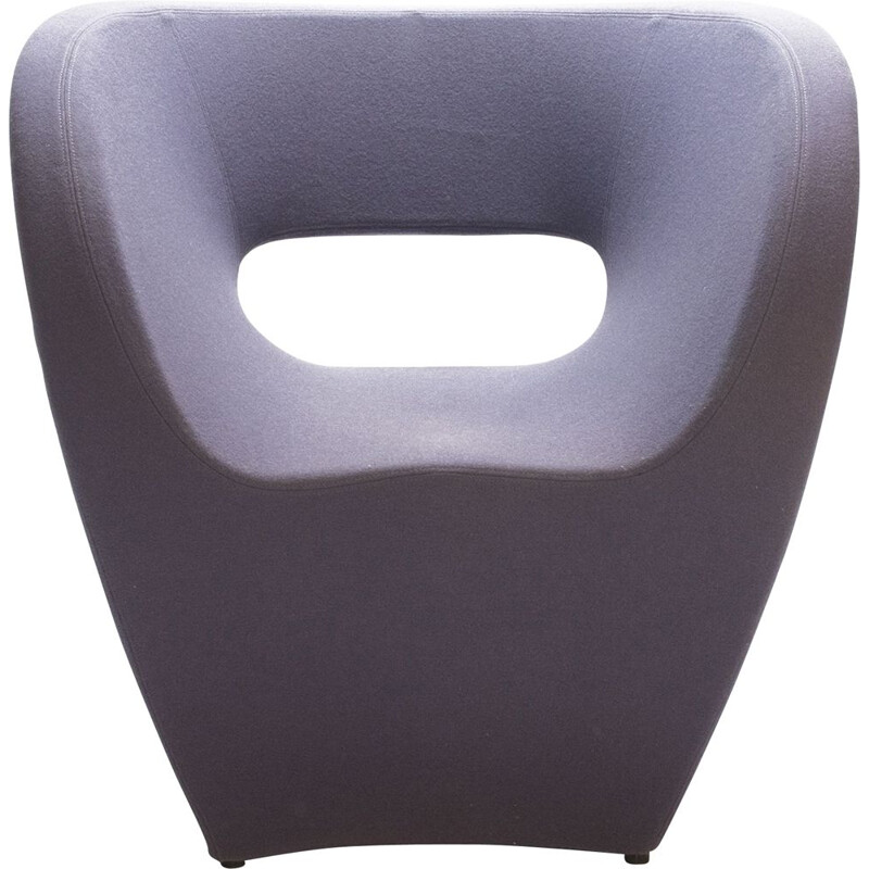 Grey Little Albert Lounge Chair by Ron Arad for Moroso, 2001