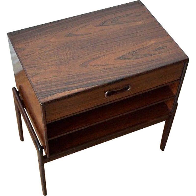 Arne Vodder Rosewood Chest Of Drawers For Vamo Mobelfabrik