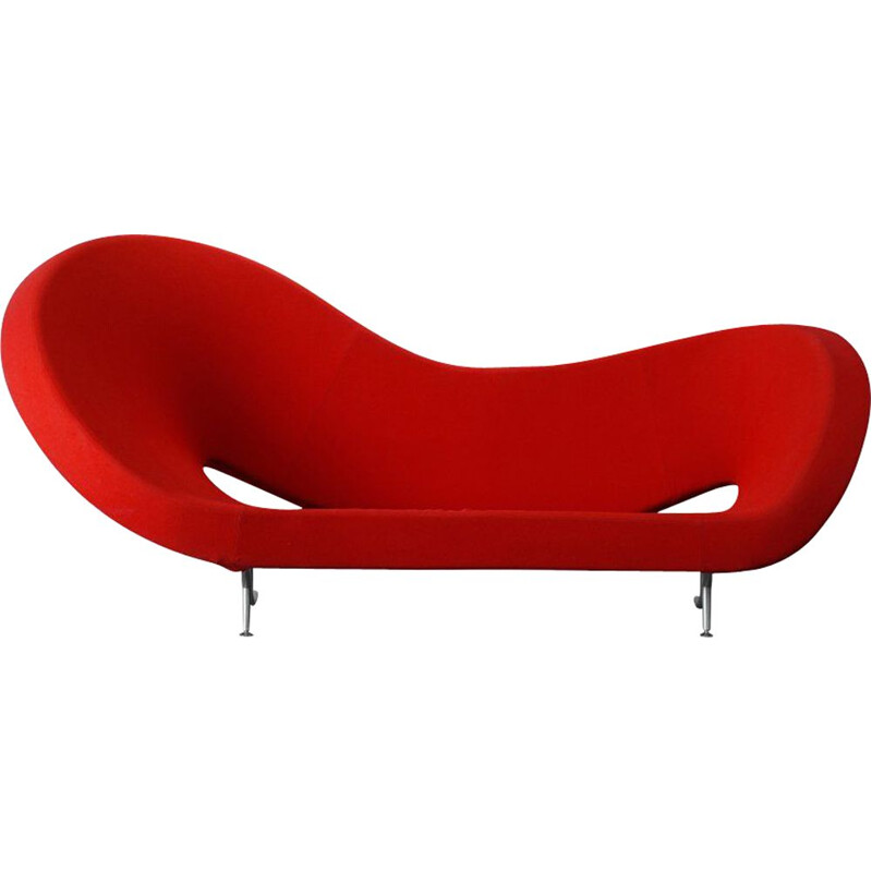 Red Sofa Victoria and Albert by Ron Arad for Moroso, 2000s