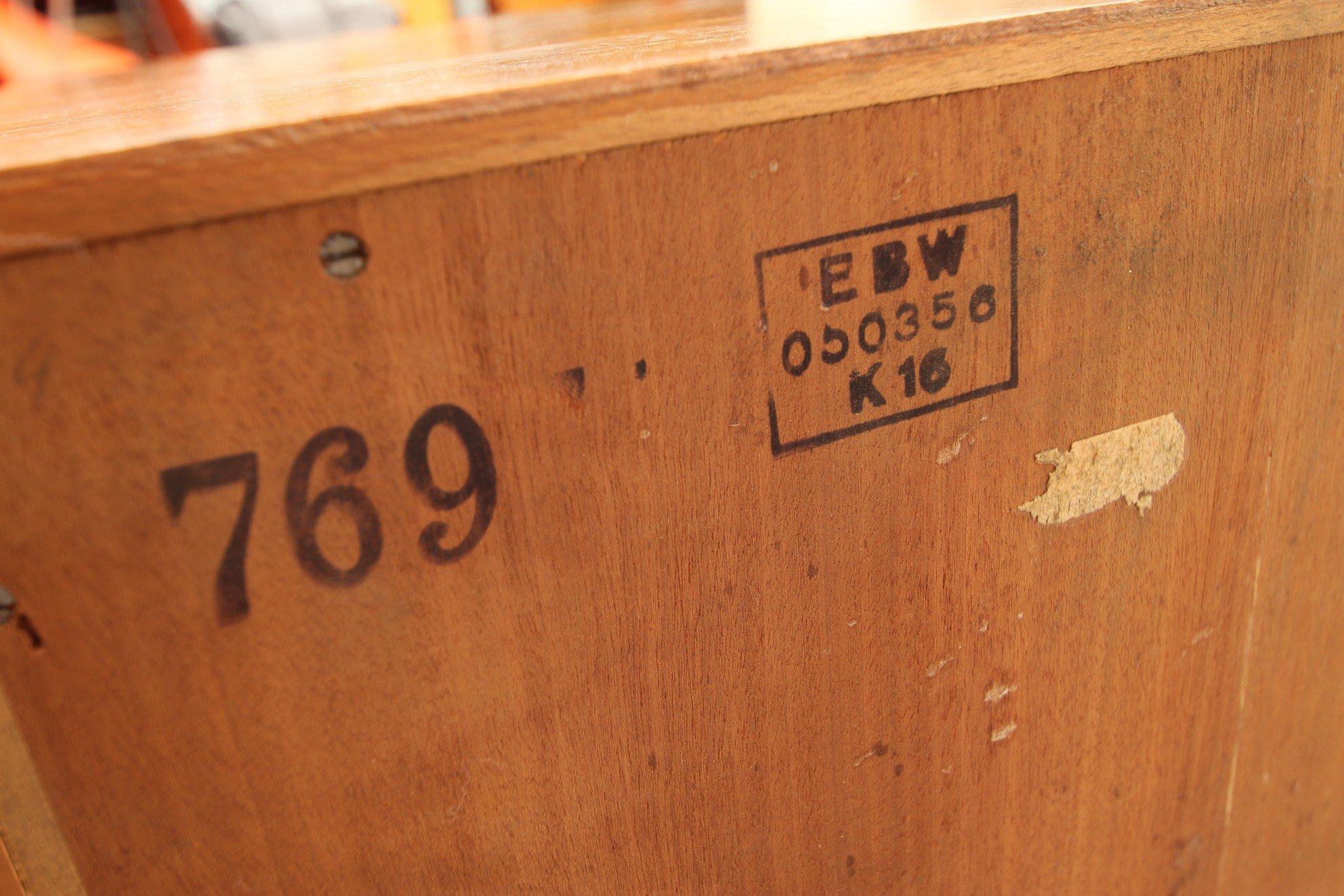 Behr Wendlingen Affordable Sideboard By Dieter Waeckerlin