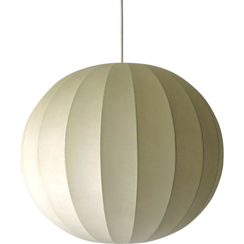 Cocoon pendant lamp Polyester 1960s