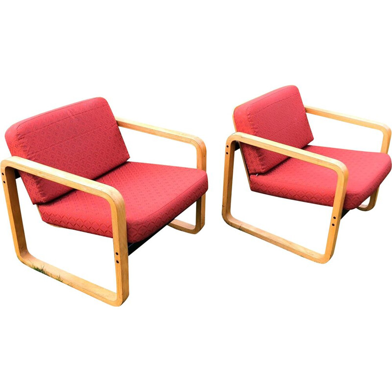 Vintage Bentwood armchair of the world by Aeon Worldwide
