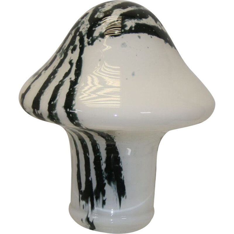 Table lamp Mushroom mushroom made of glass