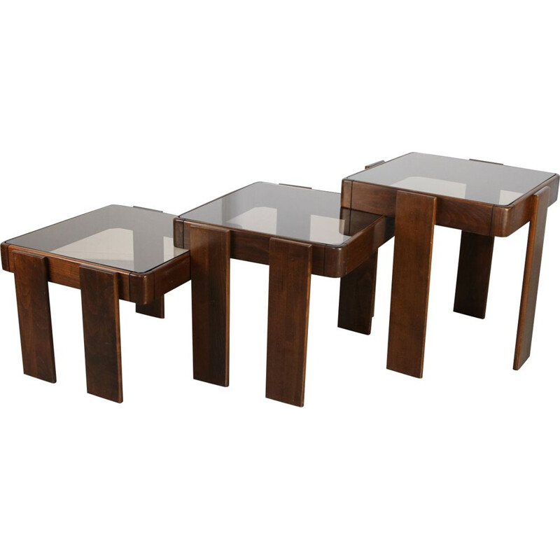 Vintage Nesting Tables 1960's