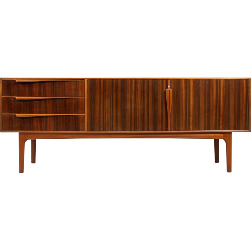 British Rosewood and Teak Sideboard from McIntosh, 1960s