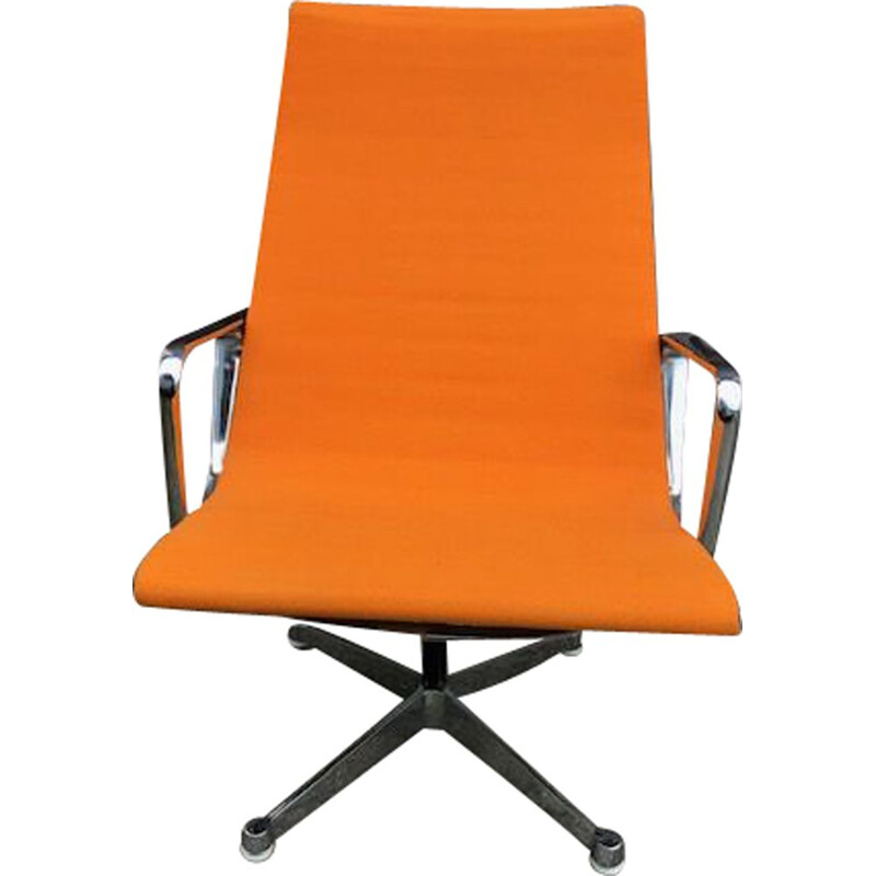 Vintage Lounge Armchair EA 116 by Charles and Ray Eames, Edited by Herman Miller
