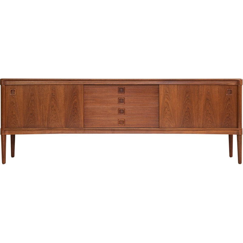 Sideboard in teak Midcentury  by HW Klein for Bramin Danish
