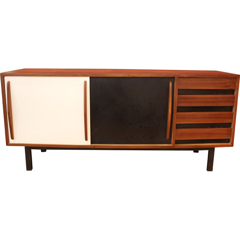 Sideboard Charlotte Perriand's vintage Cansado, 1950