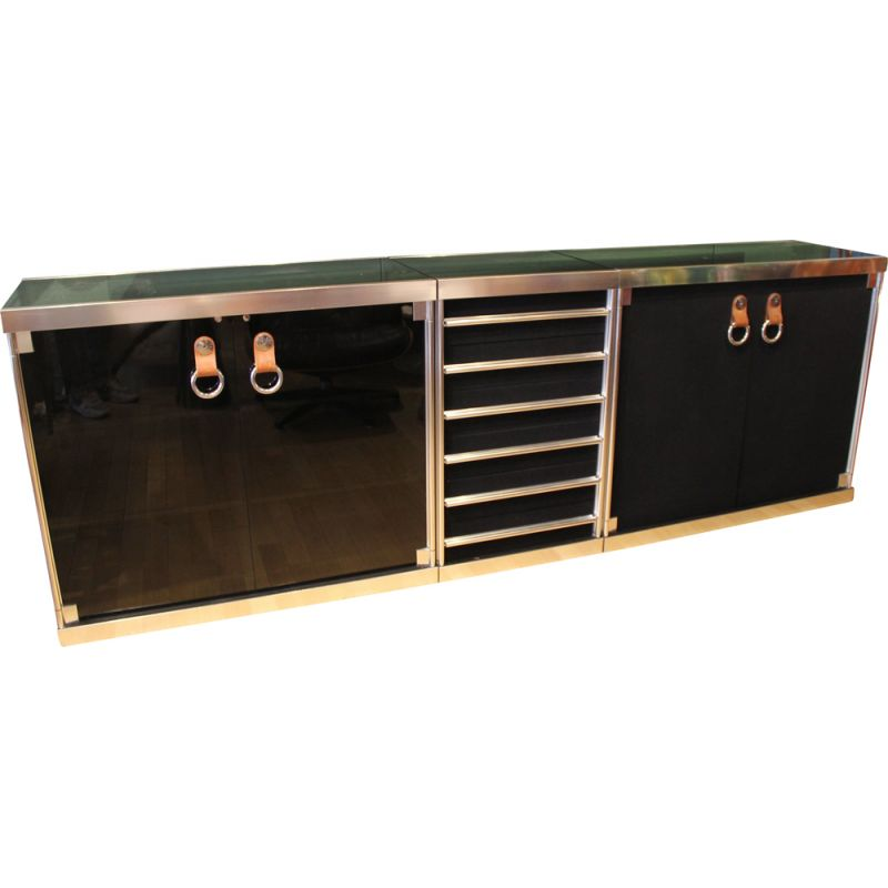 Sideboard Vintage by Guido Faleschini for Hermes, 1970