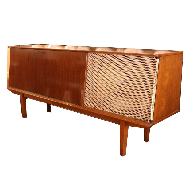Sideboard vintage Pierre Guariche's, France 1960