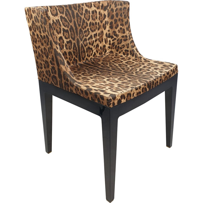 Kartell Mademoiselle  Chair Dolce and Gabbana by Philippe Starck 2007