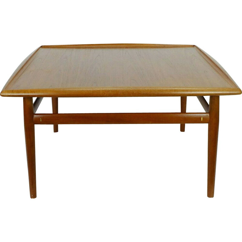 Large Coffee Table Grete Jalk, Denmark 1960s
