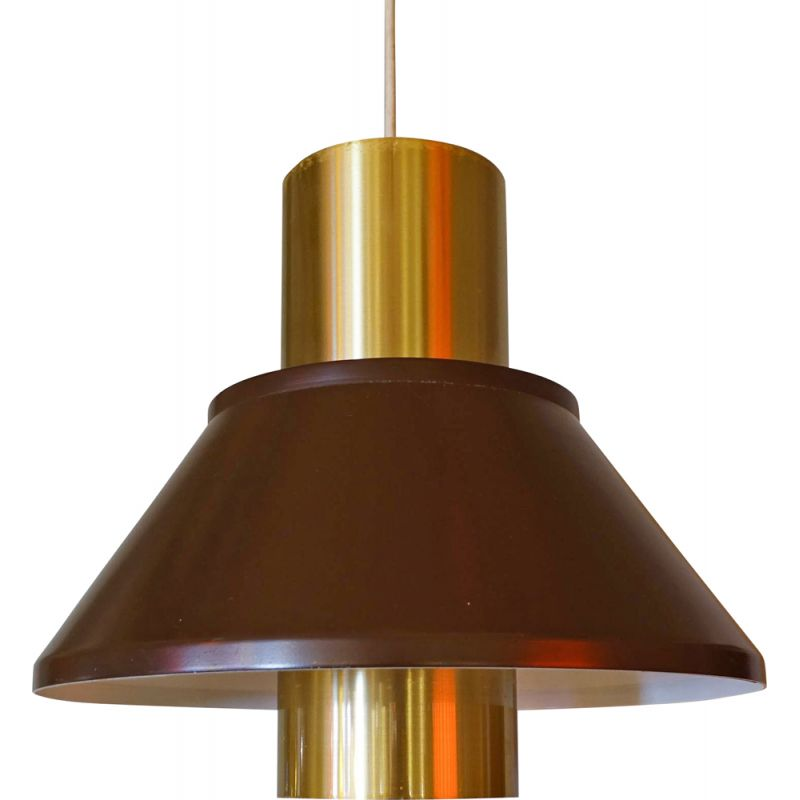 Life Pendant light mid century by Joe Hammerborg for Fog and Morup