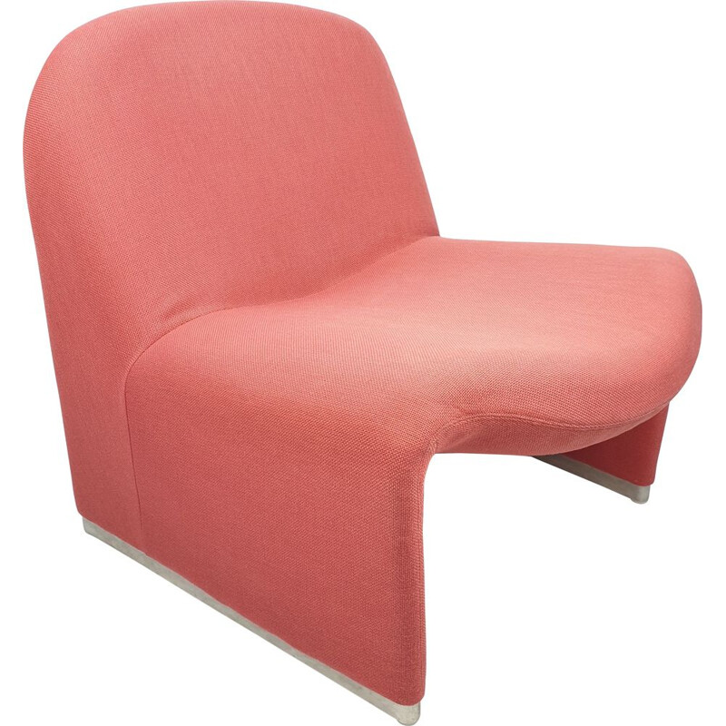 Lounge Chair vintage Alky by Giancarlo Piretti for Artifort, 1970s