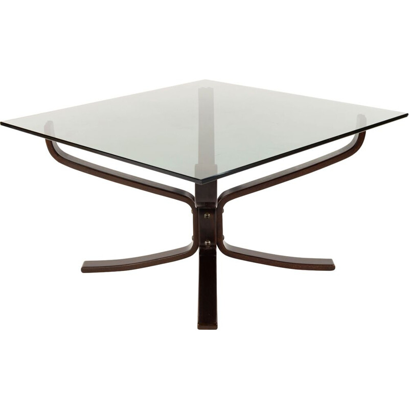 Coffee Table vintage by Sigurd Ressel Falcon for Vatne Möbler, Norway 1970