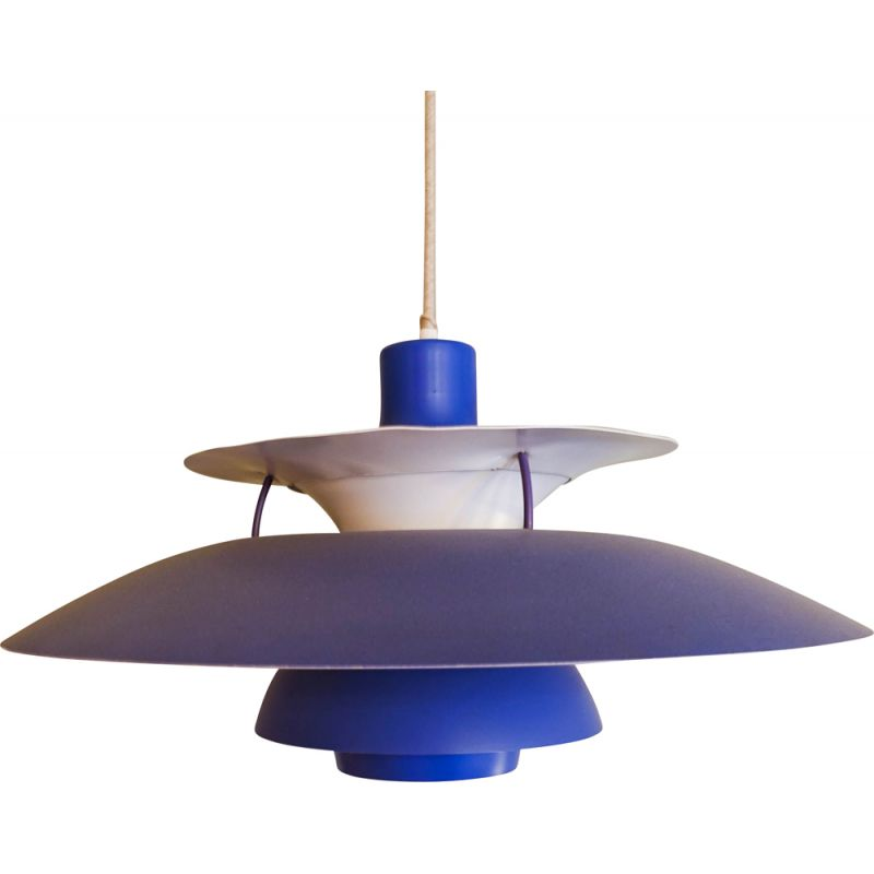 PH53 Pendant Lamp vintage by Poul Henningsen for Louis Poulsen, 1970s