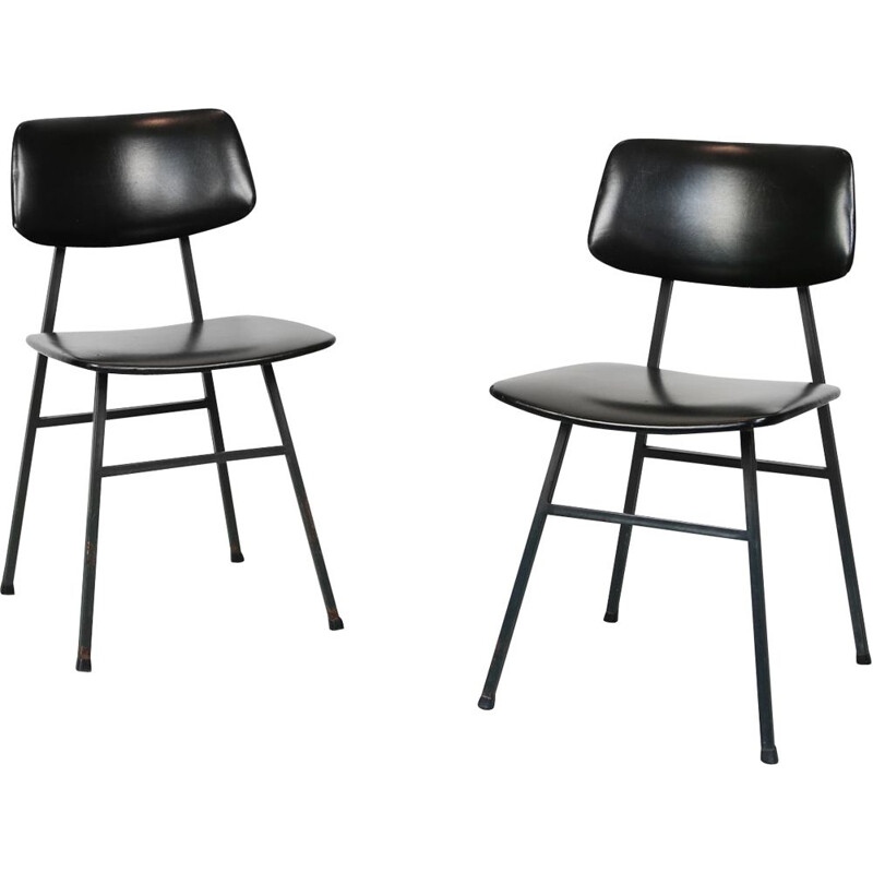 Pair of Mid-Century dining chairs from Niko Kralj for Stol Kamnik