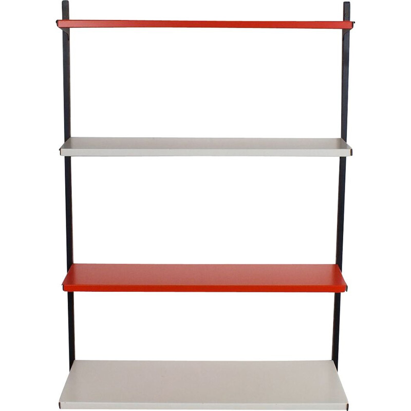 Small Tomado vintage shelving system