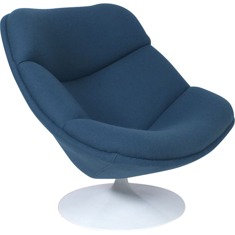 Swivel Chair vintage Pierre F557 Paulin 1961