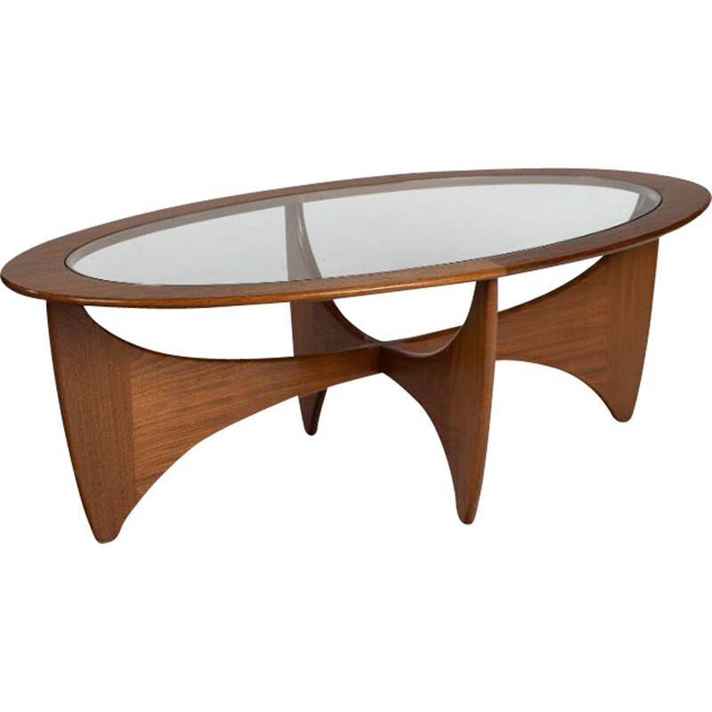 Coffee table vintage G Plan Oval 1969