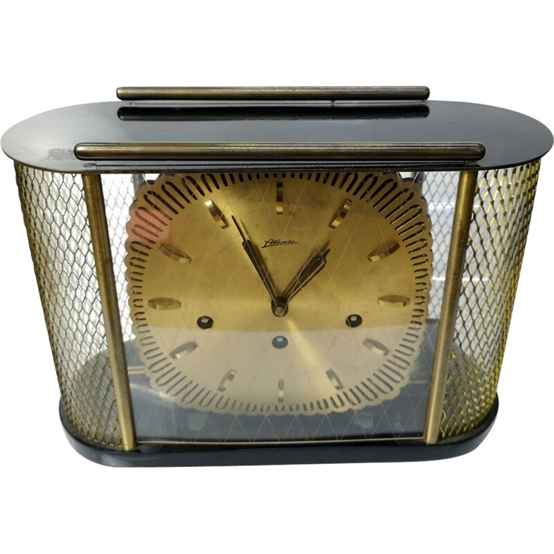 Table clock Mid-century, by Atlanta, 1950s