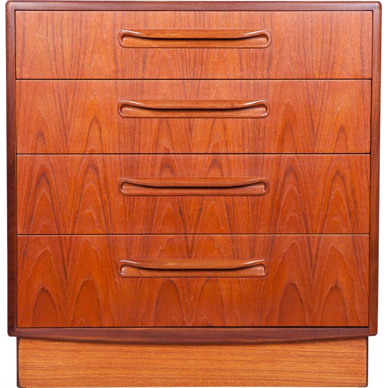 Dresser Mid Century by Victor Wilkins for G-Plan, 1970s
