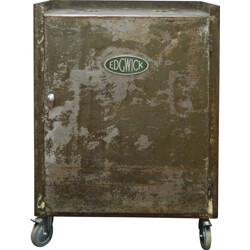 Edgwick industrial metal cabinet - 1960s